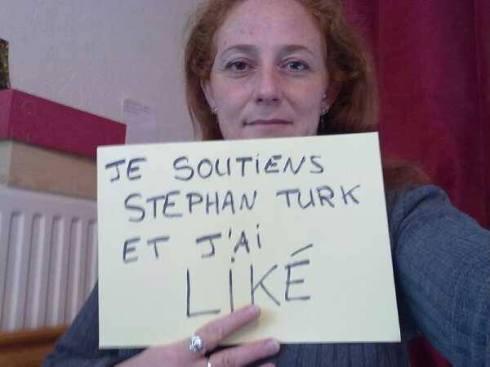 """Une photo tirée de la page Facebook """"Soutien au bijoutier de Nice""""."""